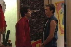 Darcy Tyler, Stuart Parker in Neighbours Episode 3997