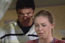 Joe Scully, Michelle Scully in Neighbours Episode 3998