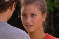 Marc Lambert, Libby Kennedy in Neighbours Episode 4000