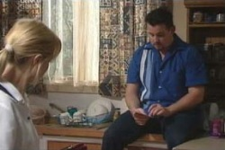 Dee Bliss, Toadie Rebecchi in Neighbours Episode 4001