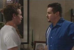 Toadie Rebecchi, Tad Reeves in Neighbours Episode 4001