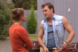 Felicity Scully, Stuart Parker in Neighbours Episode 4001