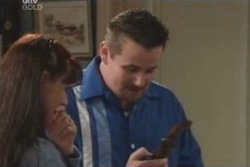 Susan Kennedy, Toadie Rebecchi in Neighbours Episode 4001