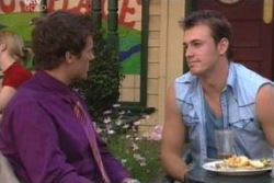 Marc Lambert, Stuart Parker in Neighbours Episode 4001