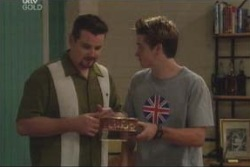 Tad Reeves, Toadie Rebecchi in Neighbours Episode 4002