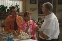 Karl Kennedy, Susan Kennedy, Harold Bishop in Neighbours Episode 4002