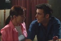 Susan Kennedy, Malcolm Kennedy in Neighbours Episode 4003