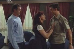 Karl Kennedy, Susan Kennedy, Malcolm Kennedy in Neighbours Episode 4003