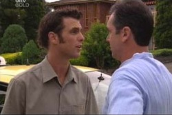 Malcolm Kennedy, Karl Kennedy in Neighbours Episode 4003