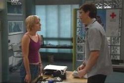 Penny Watts, Darcy Tyler in Neighbours Episode 4004