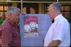 Lou Carpenter, Harold Bishop in Neighbours Episode 4005
