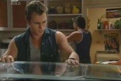 Stuart Parker, Drew Kirk in Neighbours Episode 4005