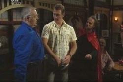 Stuart Parker, Harold Bishop in Neighbours Episode 4005