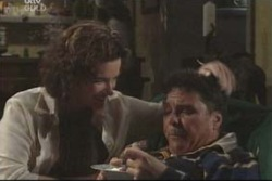 Joe Scully, Lyn Scully in Neighbours Episode 4005