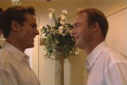 Marc Lambert, Tim Collins in Neighbours Episode 4007