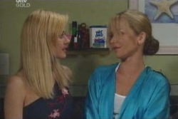 Dee Bliss, Steph Scully in Neighbours Episode 4007