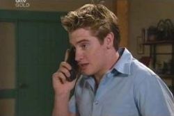 Tad Reeves in Neighbours Episode 4008
