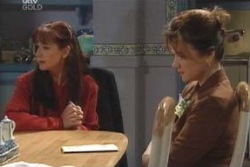 Susan Kennedy, Lyn Scully in Neighbours Episode 4008