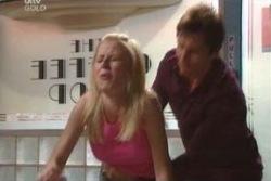 Dee Bliss, Darcy Tyler in Neighbours Episode 4009