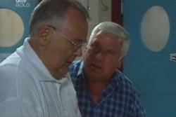 Harold Bishop, Lou Carpenter in Neighbours Episode 4009