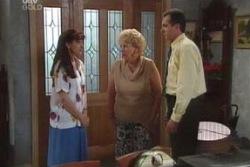 Susan Kennedy, Valda Sheergold, Karl Kennedy in Neighbours Episode 4010