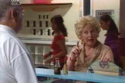 Harold Bishop, Valda Sheergold in Neighbours Episode 4010
