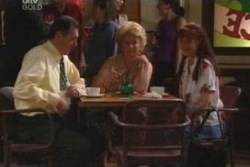 Karl Kennedy, Valda Sheergold, Susan Kennedy in Neighbours Episode 4010