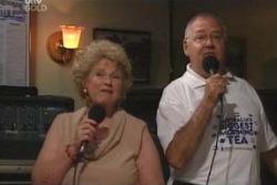 Valda Sheergold, Harold Bishop in Neighbours Episode 4010