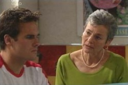 Marc Lambert, Chloe Lambert in Neighbours Episode 4011