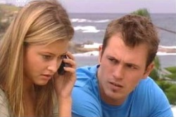 Felicity Scully, Stuart Parker in Neighbours Episode 4011