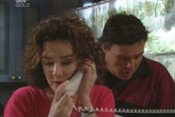 Lyn Scully, Joe Scully in Neighbours Episode 4011