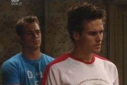 Stuart Parker, Marc Lambert in Neighbours Episode 4012