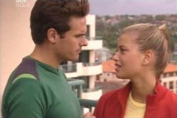 Marc Lambert, Felicity Scully in Neighbours Episode 4012