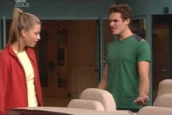 Felicity Scully, Marc Lambert in Neighbours Episode 4012