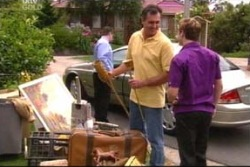 Karl Kennedy, Tad Reeves in Neighbours Episode 4014