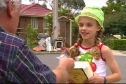 Summer Hoyland in Neighbours Episode 4014