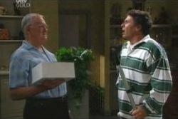 Harold Bishop, Joe Scully in Neighbours Episode 4015
