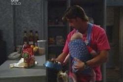 Drew Kirk, Ben Kirk in Neighbours Episode 4015