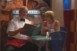 Harold Bishop, Penny Watts in Neighbours Episode 4015