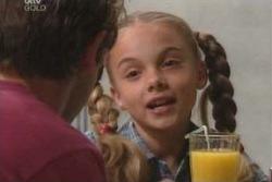 Summer Hoyland, Darcy Tyler in Neighbours Episode 4015
