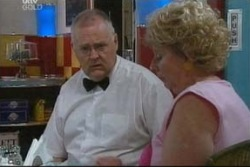 Harold Bishop, Valda Sheergold in Neighbours Episode 4016