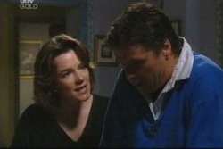 Lyn Scully, Joe Scully in Neighbours Episode 4017