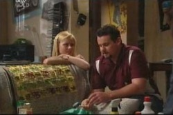 Dee Bliss, Toadie Rebecchi in Neighbours Episode 4017