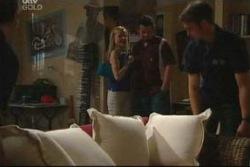 Dee Bliss, Toadie Rebecchi, Stuart Parker in Neighbours Episode 4017