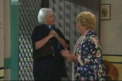 Rosie Hoyland, Valda Sheergold in Neighbours Episode 4019