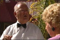 Harold Bishop, Valda Sheergold in Neighbours Episode 4019
