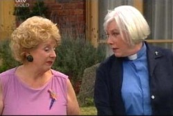 Valda Sheergold, Rosie Hoyland in Neighbours Episode 4019