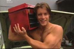 Drew Kirk in Neighbours Episode 4020