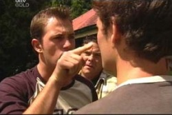 Stuart Parker, Joe Scully, Marc Lambert in Neighbours Episode 4020