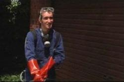 Mick Crowe in Neighbours Episode 4021